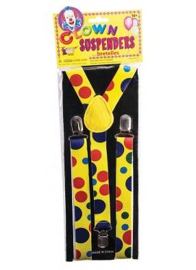 Подтяжки клоуна 1 фото