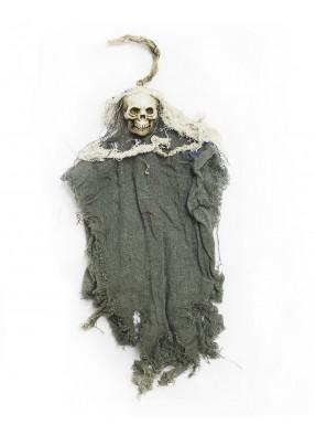 Подвесной скелет в мантии 30 см фото