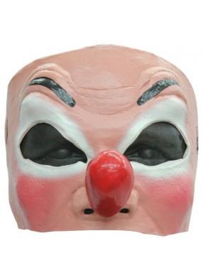 Полумаска клоуна