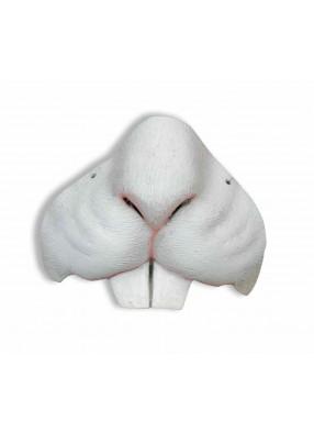 Полумаска морды кролика