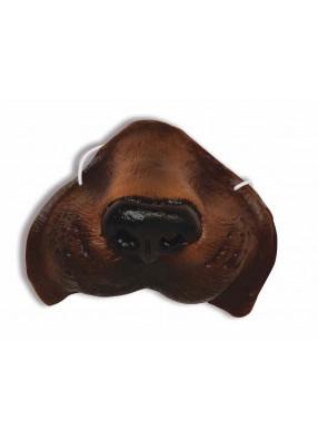 Полумаска собачьего носа