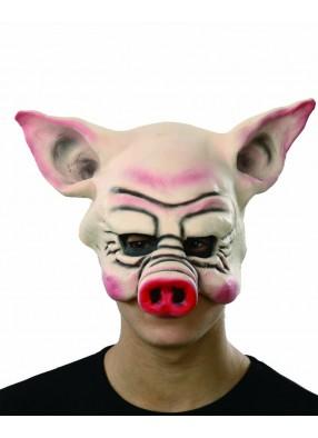 Полумаска свиньи