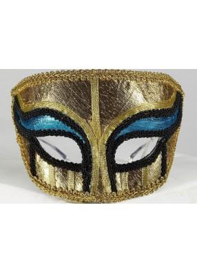 Полумаска золотого фараона