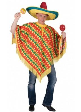 Пончо мексиканский Перец