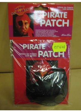 Повязка настоящего пирата