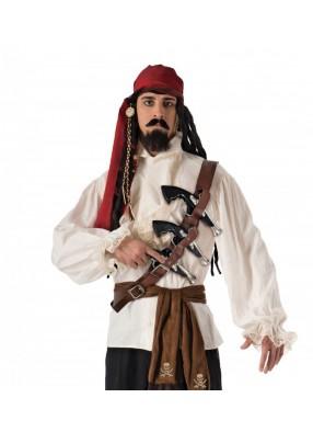 Пояс пирата для пистолетов 1 фото