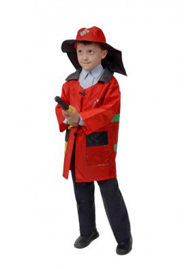 Пожарный карнавальный костюм
