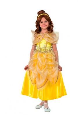 Карнавальный костюм принцессы Белль