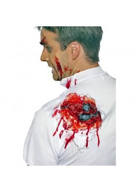 Рана с гниющей крысой