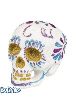 Расписной череп