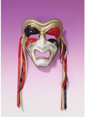 Разноцветная маска трагедия фото