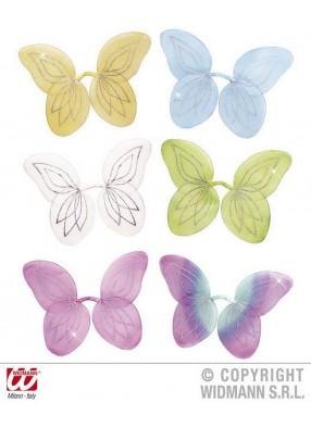 Разноцветные крылья бабочек