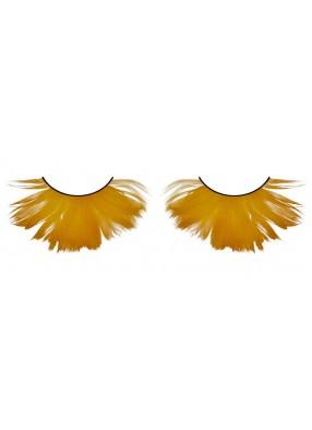 Ресницы перьевые - одуванчики