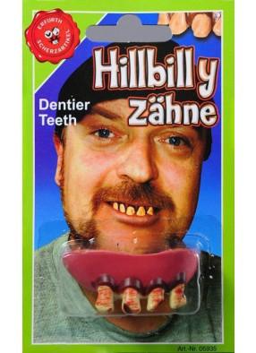 Резиновые зубы Дракулы