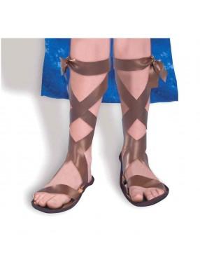 Римские сандалии детские