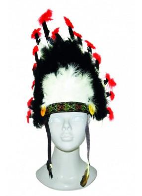 Ритуальные перья индейца