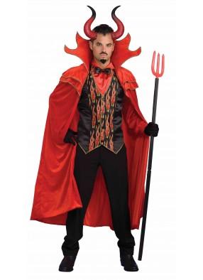 Рога Дьявола красные