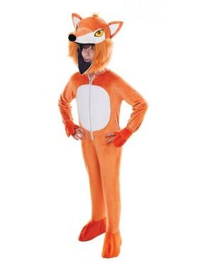 Ростовой костюм лисы детский
