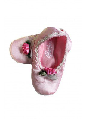 Розовые балетки Барби