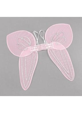 Розовые крылья ангела
