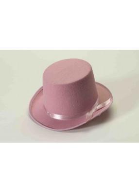 Розовый цилиндр