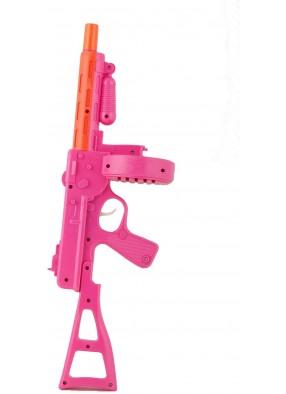 Розовый гангстерский автомат