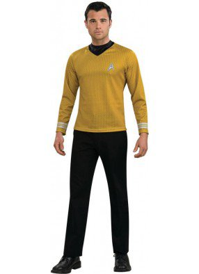 Рубашка капитана Кирка Star Trek