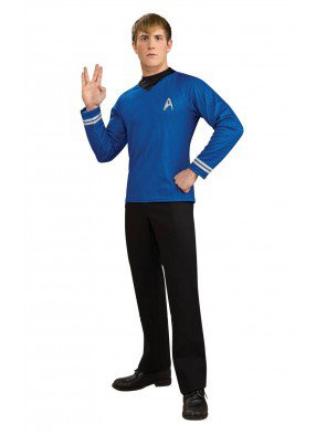 Рубашка Спока Star Trek Dlx фото