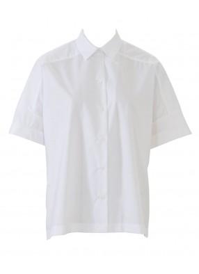 Рубашка стюардессы белая фото
