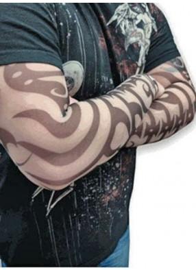 Рукав с татуировкой