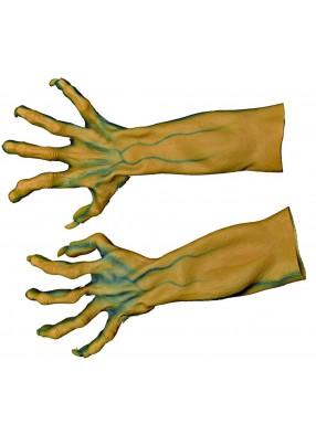 Руки монстра телесного цвета