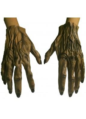 Руки страшного оборотня