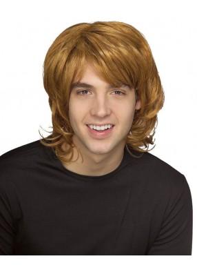 Русый мужской парик 70-х