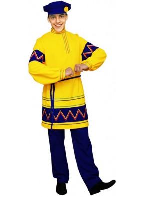 Русский мужской народный костюм Яков