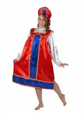 Русский народный костюм Маруся женский