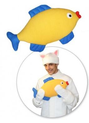 Рыба для карнавального костюма Кота