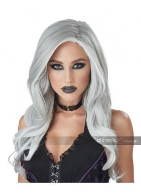 Серый парик для женщины