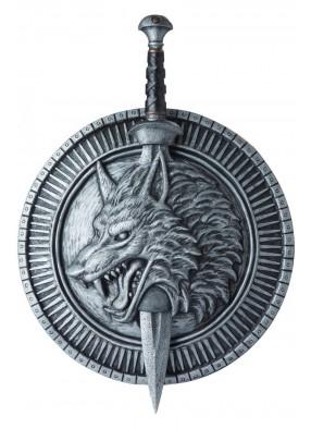 Щит и меч клана Старков Игра Престолов
