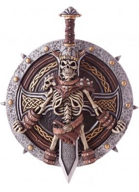 Щит и меч викинга