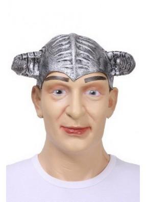 Шлем с рогами барана