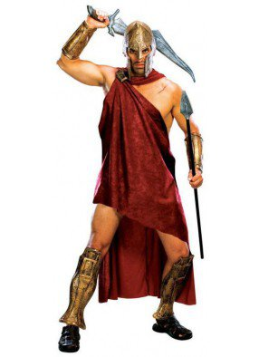 Шлем Спартанца из фильма 300 спартанцев