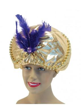 Шляпа арабская с украшениями