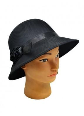 Шляпа Дамская с цветком