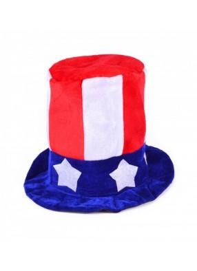 Шляпа Дяди Сэма 1 фото