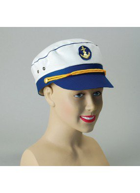 Шляпа капитана женская