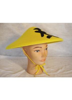 Шляпа китайского ниндзя