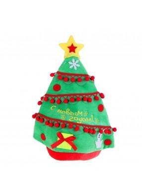 Шляпа Новогодняя елочка фото