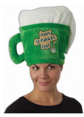 Шляпа-пивная кружка