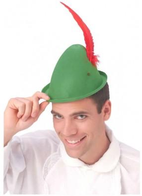 Шляпа Робин Гуд взрослая