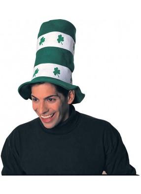 Шляпа с клевером взрослая